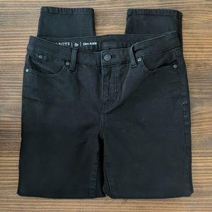 Talbots Flawless Slim Ankle Jeans